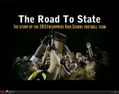 Enterprise's Road to State 2013