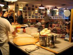 Grimaldi's - 1 Front St., Dumbo- (Yummy pizza)
