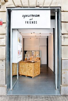 Eyescream  Friends | Barcelona via Yatzer