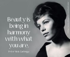 On Beauty - Elegance Revisited