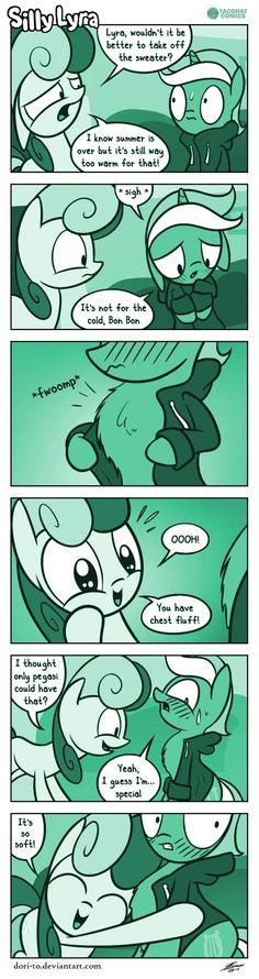 Silly Lyra - Fluffy Fall by Dori-to.deviantart.com on @DeviantArt