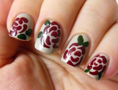Nailed: A Nail Polish Blog: Guest Post From Elizabeth of Did My Nails