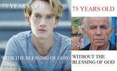 THE BLESSING OF GOD