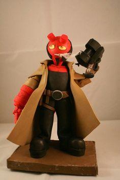 Frikifofuchas Hellboy