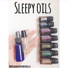 Alright, so I have had several of you ask what to use to help with sleep for everyone in the house.. Well the thing is, there are several calming oils! You can use any of these oils and combine what ever you have (roman chamomile, juniper berry, vetiver, cedarwood, balance, serenity, lavender) If you don't have any oils, Lavender comes in most of the kits and that's a very commonly used calming oil! I like to put my combination of oils into a roller bottle to rub behind neck, down the..