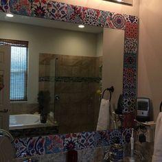 Encaustic Moroccan Tile Wall Stair Floor Self Adhesive Vinyl | Etsy Flooring For Stairs, Wooden Flooring, Tile Decals, Wall Tiles, Adhesive Tiles, Adhesive Vinyl, Stair Risers, Backsplash, Amalfi