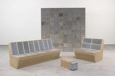 Sadie Coles HQ, Sarah Lucas Furniture