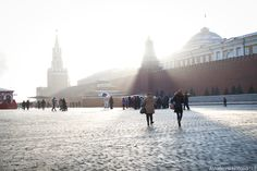frosty Moscow