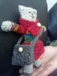 En liten bamse