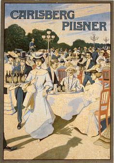 Carlsberg-Pilsner #beer ad