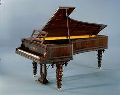 Incontournable - Piano à queue Érard 1844 - Musée de la musique