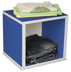 BEDROOM ORGANIZATION IDEAS - Eco Friendly Storage Cube