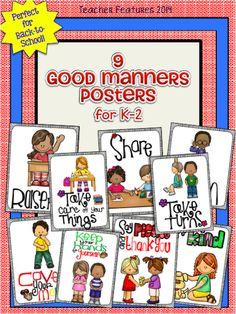 respect good manners children 39 s poster education for alexander pinterest worksheets for. Black Bedroom Furniture Sets. Home Design Ideas