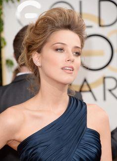 Amber Herd Golden Globes 2014