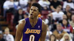 Los Angeles Lakers Nick Young