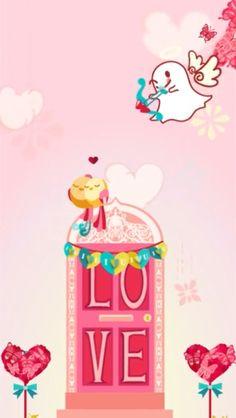 Happy Valentine's Day from Snapchat #snapchat #love