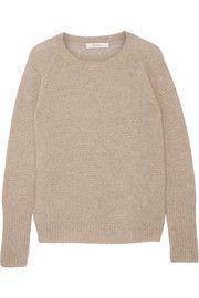 Max MaraOrbita cashmere and silk-blend sweater