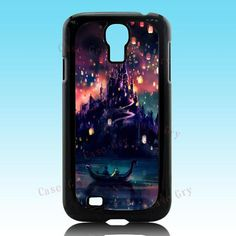 samsung galaxy s4 case -Tangled the lights  samsung galaxy case galaxy s4 case s4 case
