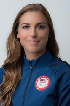 Alex Morgan 2016 Olympic Team Photo
