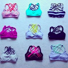 amazing collection of sports bras