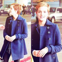 Emma Watson's style is simply darling.