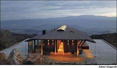 Ovid Vineyards #wine #architecture #usa #NapaValley #california