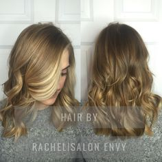 #SalonEnvyChicago #balayage #longhair  #beachy #beachwaves #chicago #hairpainting  #hair #hairtrends #2017 #hairtrends2017 #beauty #blondebalayage