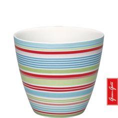 Latte Cup ~ Kamma ~ Multicolour | GreenGate