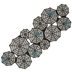 Spider Web Beaded Table Runner | Pier 1 Imports