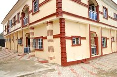 Brand new 3 bedroom, ground floor, all en suite flat with fitted wardrobes, kitchen cabinets within a good location at Alapere. Kitchen Utensils Store, Fitted Wardrobes, Small Appliances, Best Location, Kitchen And Bath, Ground Floor, Kitchen Cabinets, Real Estate, Flooring