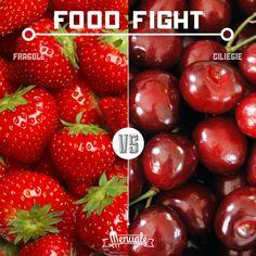 Fragole vs Ciliegie