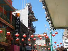 China Town San Fran