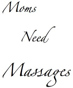 Helemaal mee eens!!! www.momsinmotion.nl #massagequotes #MassageMarketing