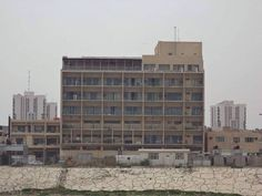 Baghdad, Multi Story Building, River, Rivers