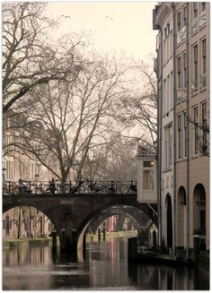 Utrecht, Netherlands -- this is my home town and I feel so blessed to see this beautiful city so often. Wouldn't want to live anywhere else Utrecht, Kingdom Of The Netherlands, Holland Netherlands, Oh The Places You'll Go, Places To Travel, Places To Visit, Travel Videos, Monuments, Traveling By Yourself