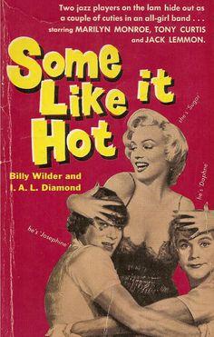 Con faldas y a lo loco. Billy Wilder (1959)