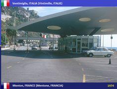 Confini amministrativi - Riigipiirid - Political borders - 国境 - 边界: 1974 FR-IT Prantsusmaa-Itaalia Francia-Italia