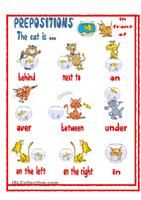 Here are 5 exercises to review the vocabulary related to the HOUSE and to practise THERE IS/ARE, A/AN, SOME, ANY and some PREPOSITIONS OF PLACE. Enjoy them! - ESL worksheets