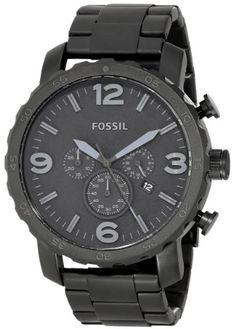 BESTSELLER! Fossil Men's JR1401 Nate Chronograph... $104.55