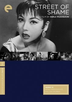 "The personal tales of various prostitutes who occupy a Japanese brothel. A re-appearing theme in a lot of Mizoguch's films: the ""fallen woman"" story. Japanese History, Japanese Film, Great Films, Good Movies, Kenji Mizoguchi, Japan Image, Cinema Movies, Film Director, Movies To Watch"