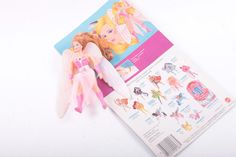 She Ra Princess Power Doll Angella Vintage 1980s 80s Toy Action Figure  The Pink Room  161110A by ThePinkRoom