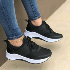 Today's Deals: New Deals. Today's Deals: New Deals. Moda Sneakers, Cute Sneakers, Shoes Sneakers, Women's Shoes, Pretty Shoes, Cute Shoes, Sock Shoes, Shoe Boots, Sneakers Fashion