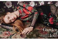 Garden of love (Vogue China)