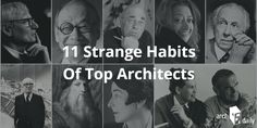 Well-known architects are easy to admire or dismiss from afar, but up close, oddly humanizing habits often come to light. However, while we all have...