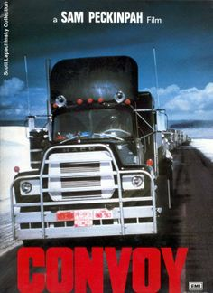 convoy the movie on pinterest rubber duck movies and. Black Bedroom Furniture Sets. Home Design Ideas