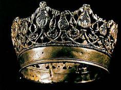 Crown of Queen Isabella (r. 1474-1504) of Spain.