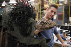 jim henson animatronic creature shop - Google Search