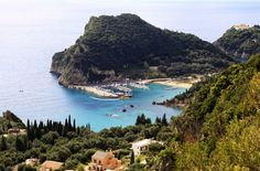 Greek Island Itineraries. For Panorama Seekers: Corfu & Kos