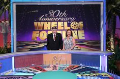 George, 89, Wished to attend a taping of Wheel of Fortune. #WishConnect