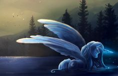 Luna: after the fire - Dec 3rd by viwrastupr on DeviantArt